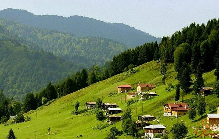 نتيجة بحث الصور عن قرية ايدر ريزا تركيا